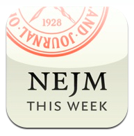 logo de l'application NEJM This Week